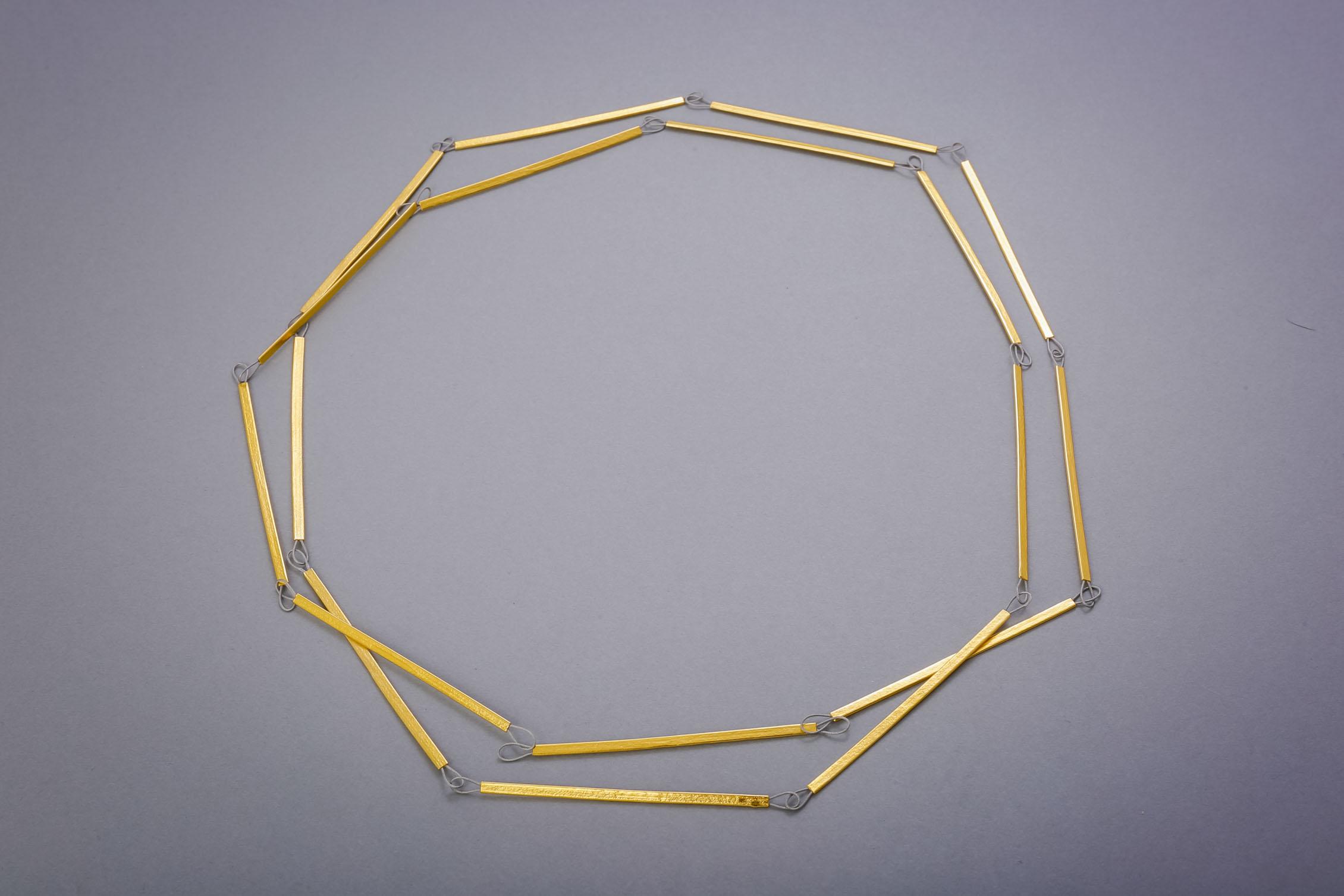 033 Silberkette, vergoldet ab € 286,-