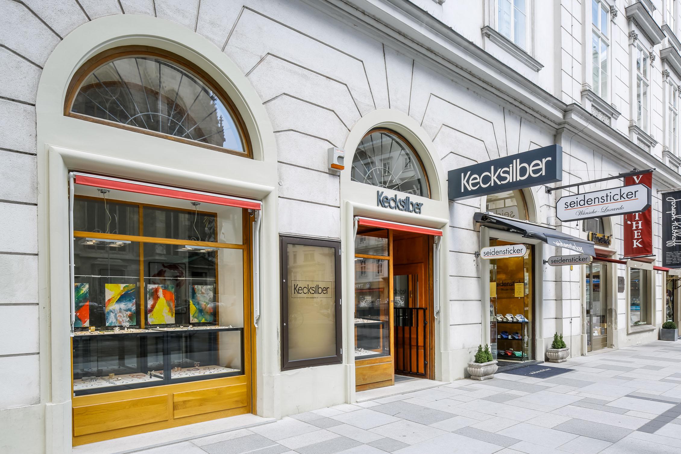 Kecksilber am Stephansplatz